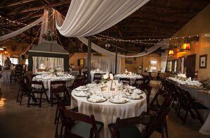 Rustic St. Augustine, Florida Reception Decor