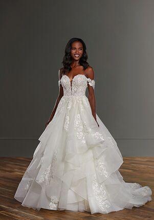 Martina Liana 1212 Ball Gown Wedding Dress