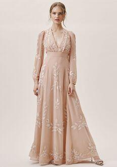 BHLDN (Bridesmaids) Belize Dress V-Neck Bridesmaid Dress