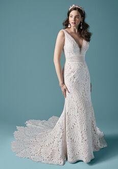 Maggie Sottero BURKE Sheath Wedding Dress