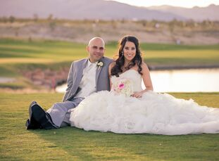 Desiree Brawley (28 and a marriage and family therapist) and Marcio Rezende (31 and an insurance agent) met on an online dating website the night Desi