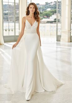 Aire Barcelona IDAN Mermaid Wedding Dress