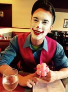 Auburn Hills, MI Balloon Twister | Rainbow the Clown!