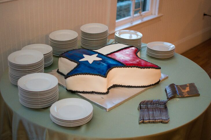 Texas Groom's Cake at Star Hill Ranch
