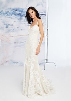 Justin Alexander Signature Geneva Mermaid Wedding Dress