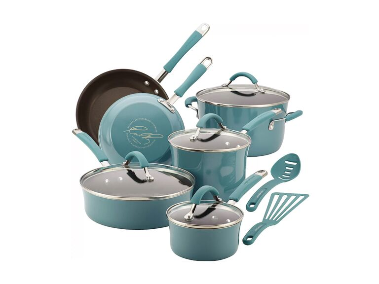 best cookware sets rachel ray cucina