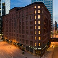 The Brown Palace Hotel and Spa