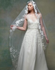 Blossom Veils & Accessories BV1550 Ivory Veil