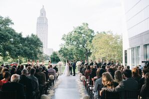 Baton Rouge, Louisiana, Wedding