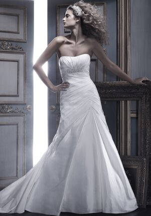 Amaré Couture B061 Mermaid Wedding Dress