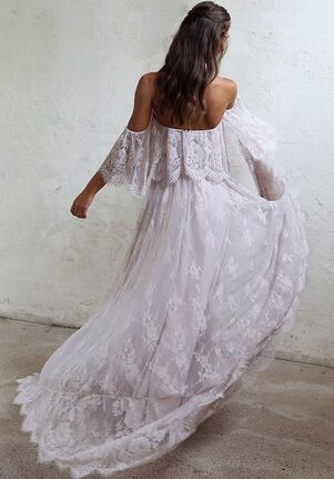 Grace Loves Lace Florence Oyster A-Line Wedding Dress
