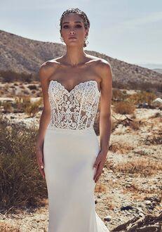 Calla Blanche 19119 Emma Sheath Wedding Dress