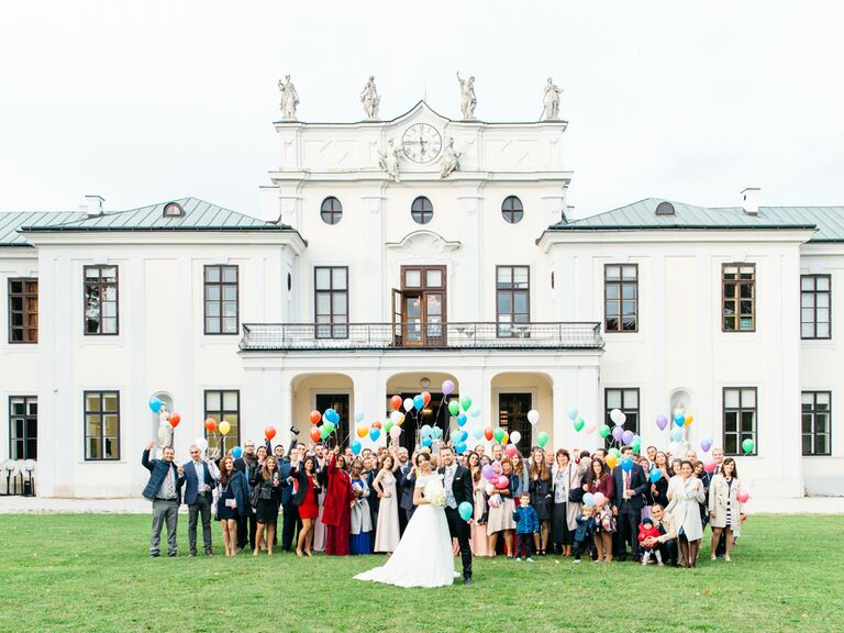 10 Ways to Make Sure Your Guests Feel Included at Your Big Wedding