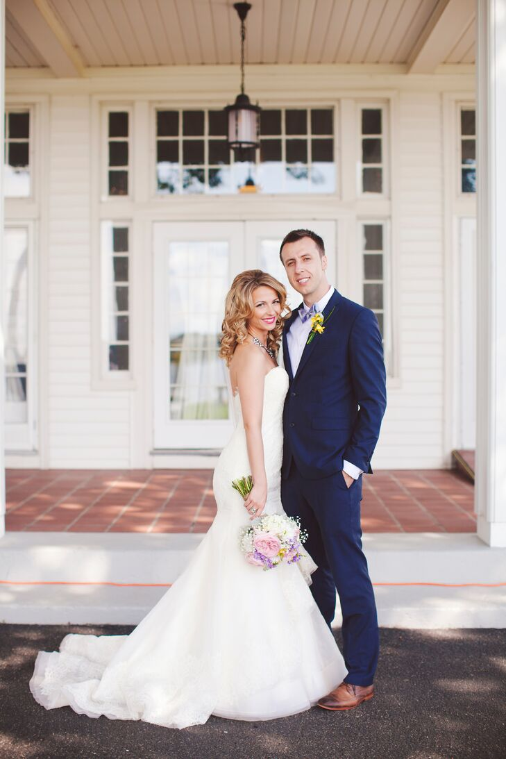 Leonita and Sokol Wedding Photos