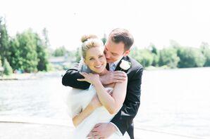 Allison and Reid Couple Photo