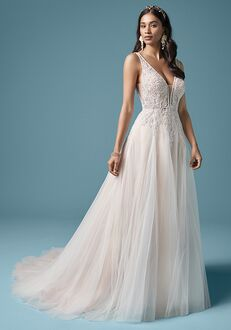 Maggie Sottero RUDY A-Line Wedding Dress