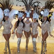 Los Angeles, CA Samba Dancer | Heart Of Samba Entertainment