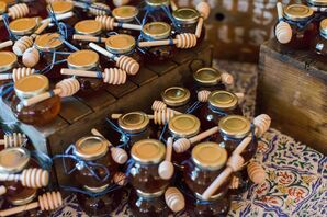 Local Honey Wedding Favors