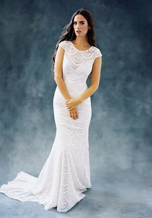 Wilderly Bride Fern Sheath Wedding Dress