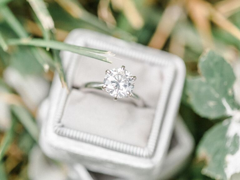 10 Types Of Engagement Ring Settings Styles You Need To Know