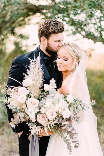 Supposey Wedding Florals