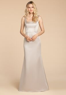 Hayley Paige Occasions 5952 Square Bridesmaid Dress