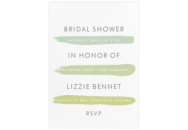 bachelorette party and bridal shower online invitations paperless post theknotcom