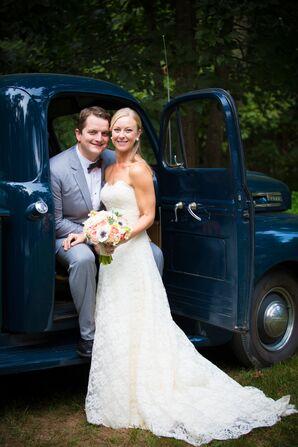 Susan and Brian Chapel Hill Wedding
