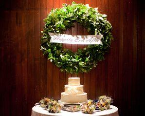 Cake Display Table