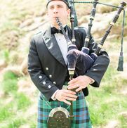 Columbia, SC Bagpipes | Christian Markle