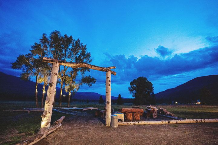 Barn on the Sombrilla Ranch, Pagosa Springs, CO ...