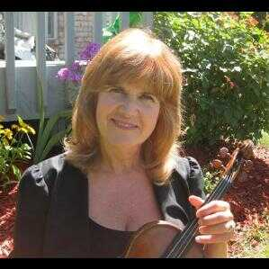 Vicki's instrumentalists include Solo Violin, Violin/Guitar Duo, String Trios, Quartets, Strolling Strings, Violin/Piano Duo, and other ensembles that can include other types of musicians. Vicki derives great pleasure in working with clients to provide the music that will make their gathering a successful event. Let Vicki and her music network add that finishing touch, that subtle, but lasting memory for your special occasion. Performing with strolling string groups, Vicki has played at some...