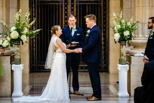 Kyle Laauser • Officiant With a Way With Words of Love