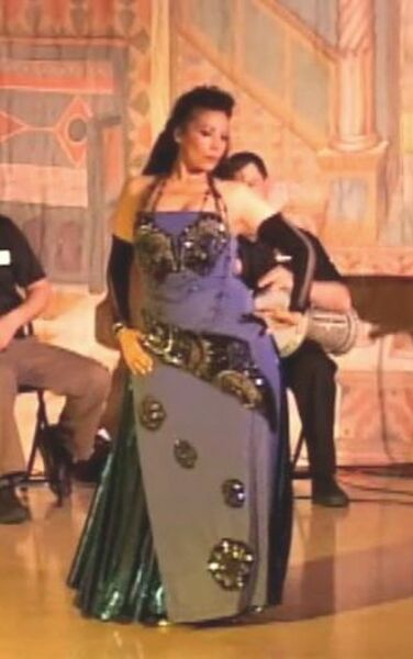Dalila Jasmin - Belly Dancer - San Francisco, CA