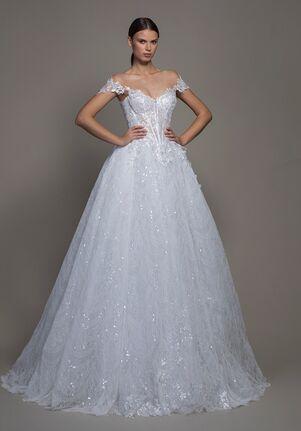 Pnina Tornai for Kleinfeld 4800 Wedding Dress