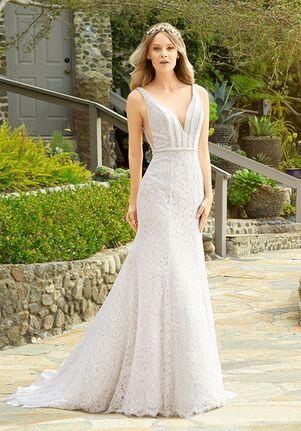Moonlight Couture H1332 Mermaid Wedding Dress