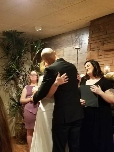 Officiant Katelyn Lily