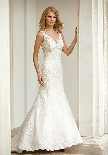 Jasmine Collection F161011 Mermaid Wedding Dress