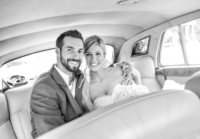 Photo: Carla Gates Photography // Featured: The Knot Blog