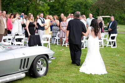 Campbell Country Weddings