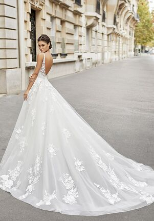 Rosa Clará TERMAL Ball Gown Wedding Dress