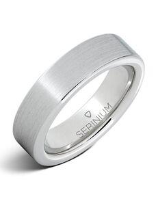 Serinium® Collection Minimalist Slim — Satin Finish Serinium® Ring-RMSA002002 Serinium® Wedding Ring