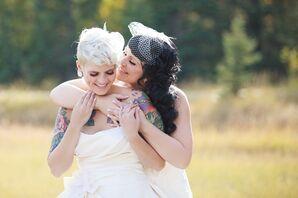 Simple, Elegant Wedding in Banff, Alberta