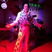 Southampton, PA Elvis Impersonator | The Elvis Pretzel Show