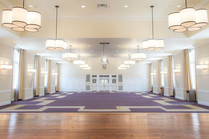 Charter Hall Reception Venues Roanoke Va