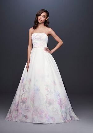 David's Bridal David's Bridal Style WG3934 Ball Gown Wedding Dress