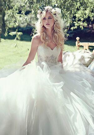 Maggie Sottero Aracella Ball Gown Wedding Dress