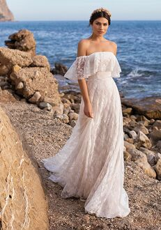 WHITE ONE MANDRAKE Ball Gown Wedding Dress