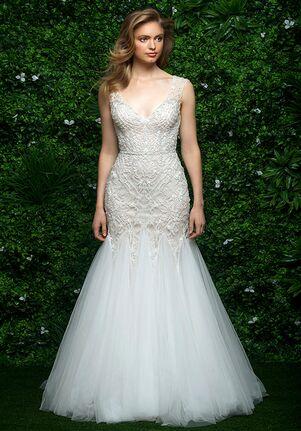 Enaura Bridal Couture ES658 Mermaid Wedding Dress