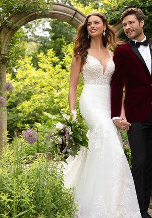 Essense of Australia D2940 Wedding Dress